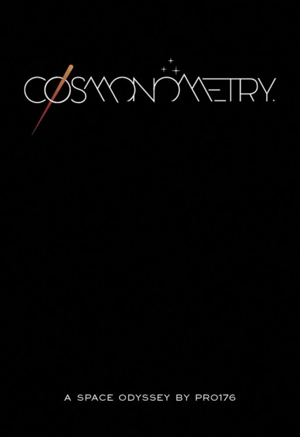Couverture Cosmonometry - Pro176