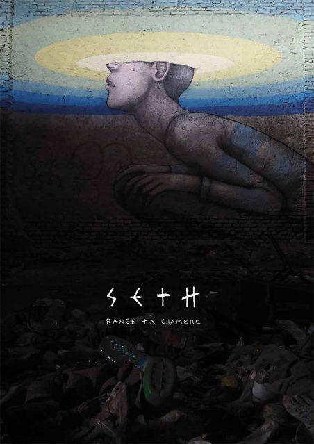 Seth, Range ta chambre - Roma, 2016